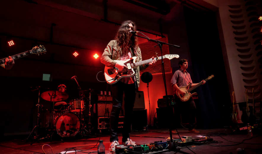 Review: Kurt Vile and the Violators in Miami Beach