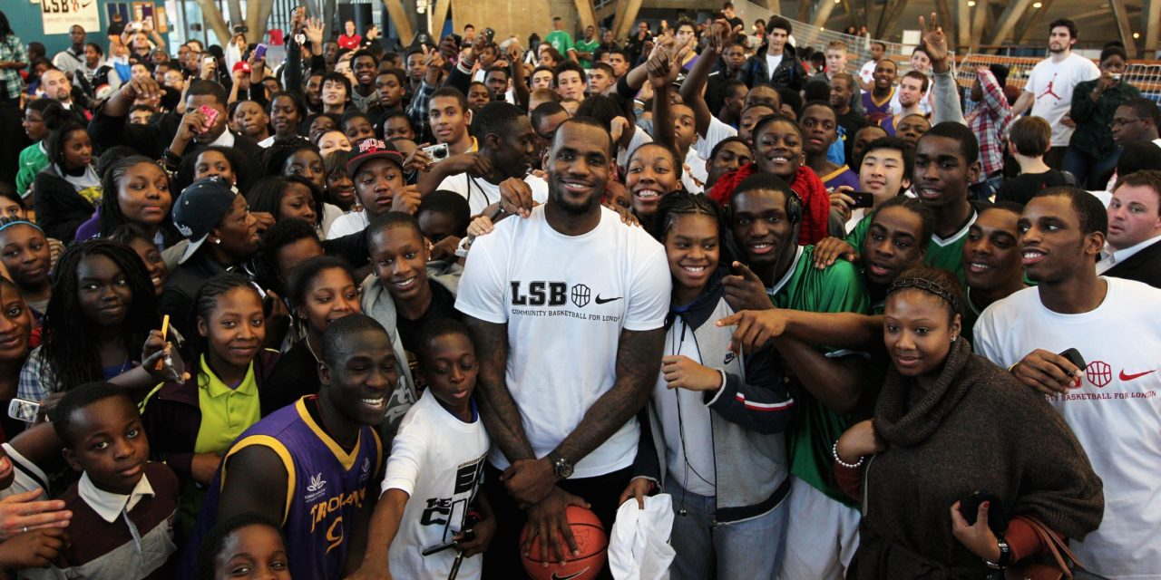 LeBron James' Public School Opens its Doors
