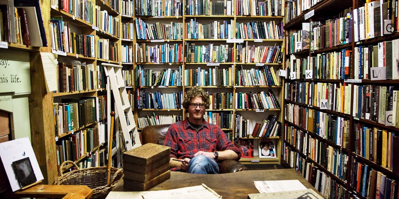Exclusive Interview: Shaun Bythell and The Diary of a Bookseller
