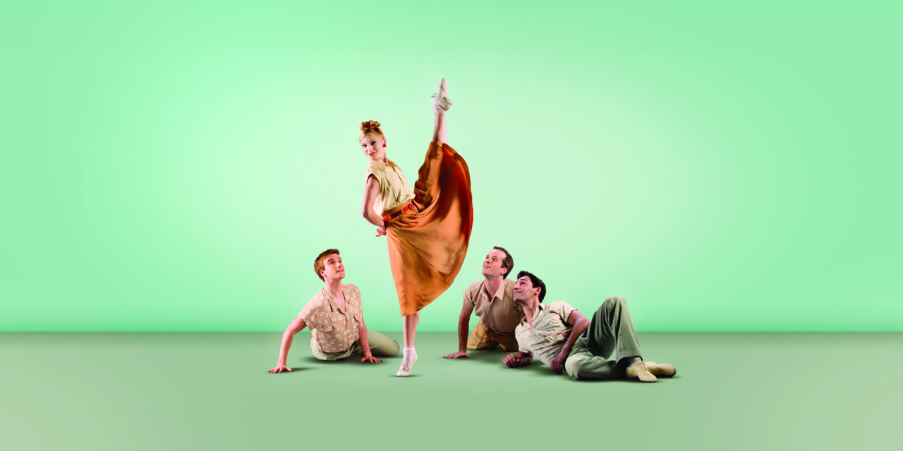 "Review: Miami City Ballet's ""Company B"" at the Broward Center for the Performing Arts"