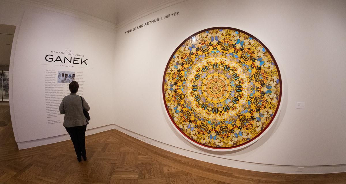Exclusive Interview: Howard and Judy Ganek, Art Collectors and Philanthropists Extraordinaire